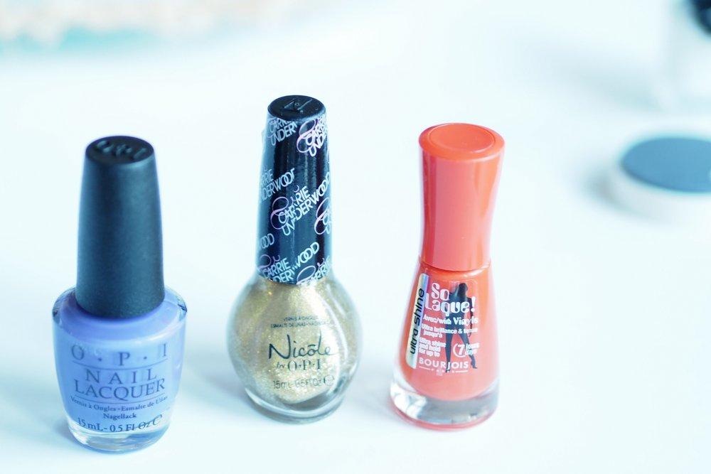 Nail Polish Beauty Box - Sally Says Beauty Blog