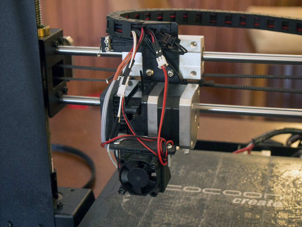 Cocoon Create Direct Drive Extruder