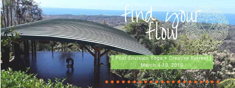 Now accepting applications for Find Your Flow March 2019: Luxury in the Jungle hosted at Vista Ballena in Uvita, Costa Rica