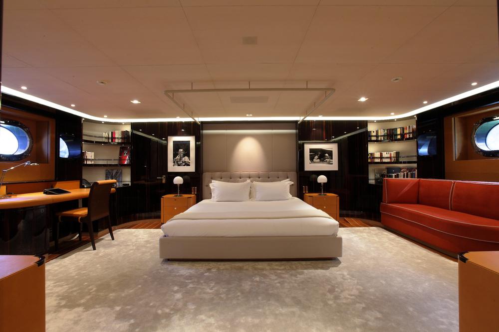 Yacht Interior StudioJK Architecture Interior Design Adorable Yacht Furniture Design