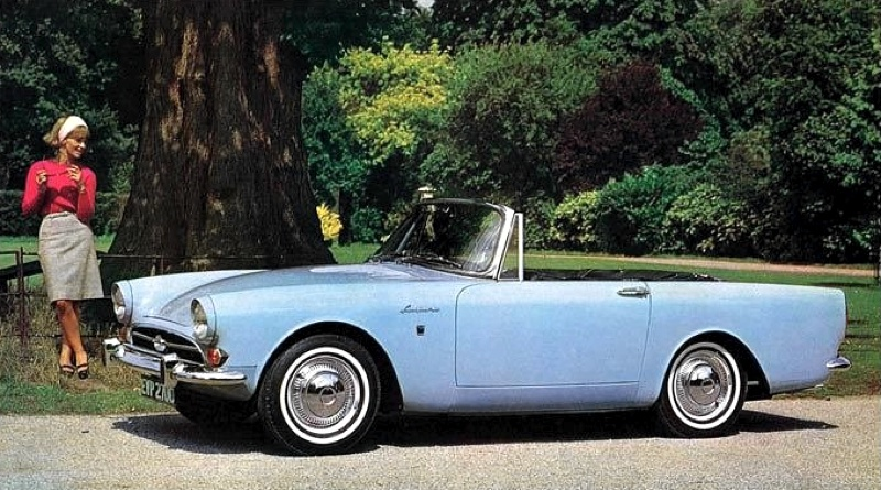 Sunbeam Alpine Series II