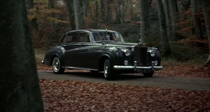 Rolls-Royce Phantom V MullinerPark Ward