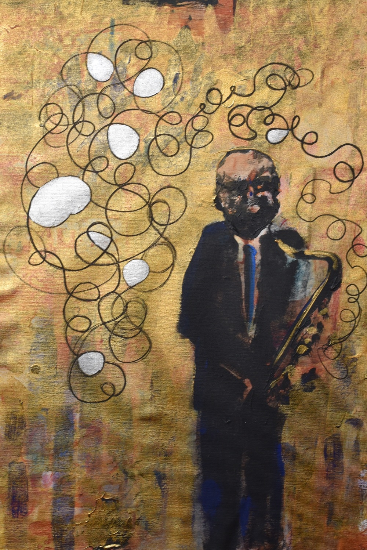 Jazz 2 800 kr - SÅLD