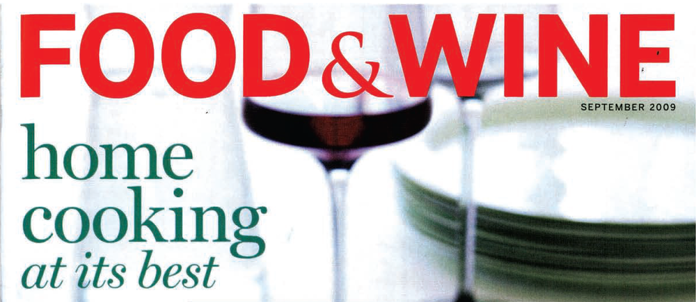 Food & Wine,  Mark Gaier, Clark Frasier,