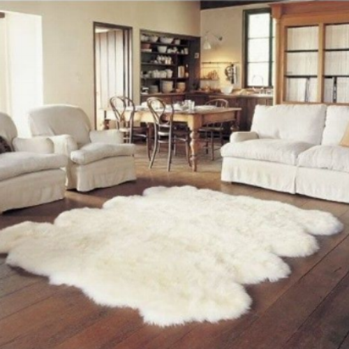 Burrow & Hide Octo Merino Sheepskin