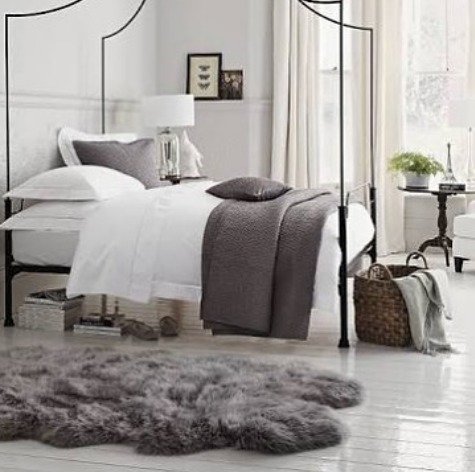Burrow & Hide Quad Sheepskin