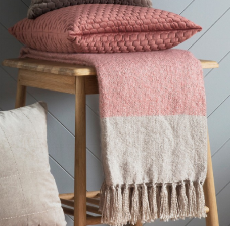 Burrow & Hide Throw & Cushions