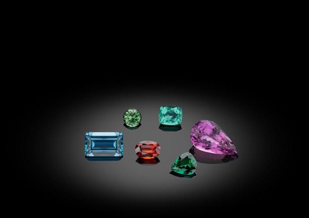 Filippo G&G - Gemstones selection