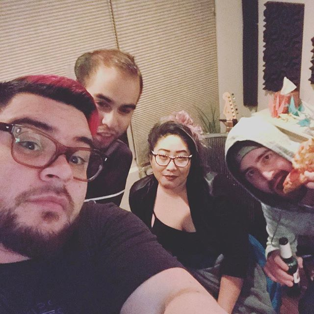 @realdealrok writing sesh.