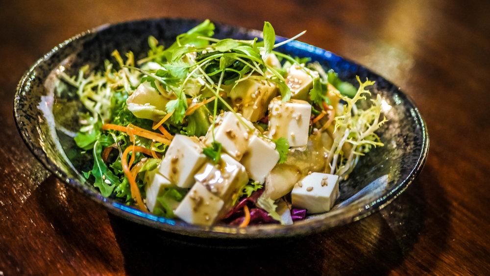 23. Kari Pari Tofu Salad