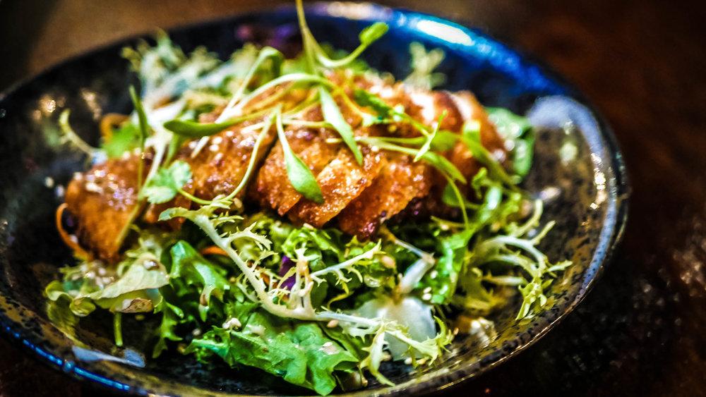 25. Crispy Chicken Salad