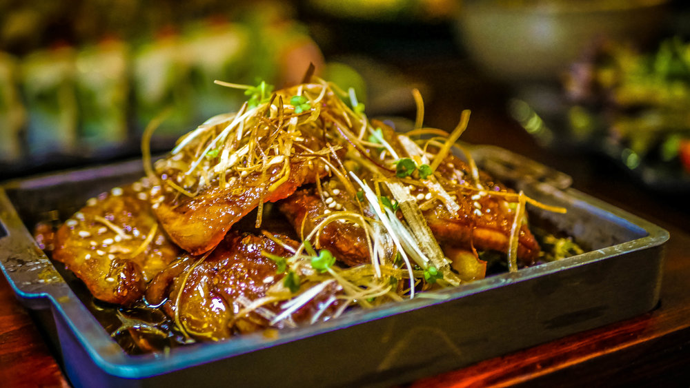 17. Chicken Teriyaki