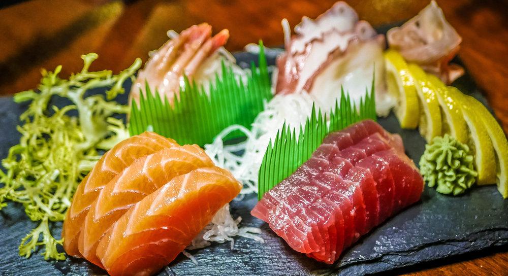 44. Sashimi Deluxe
