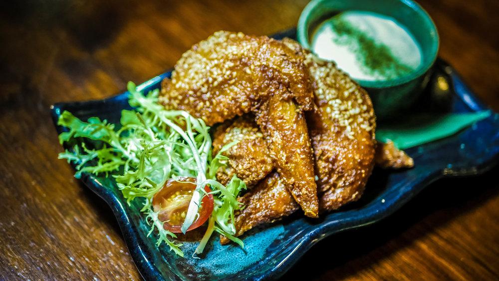 14. Tabasaki Wings