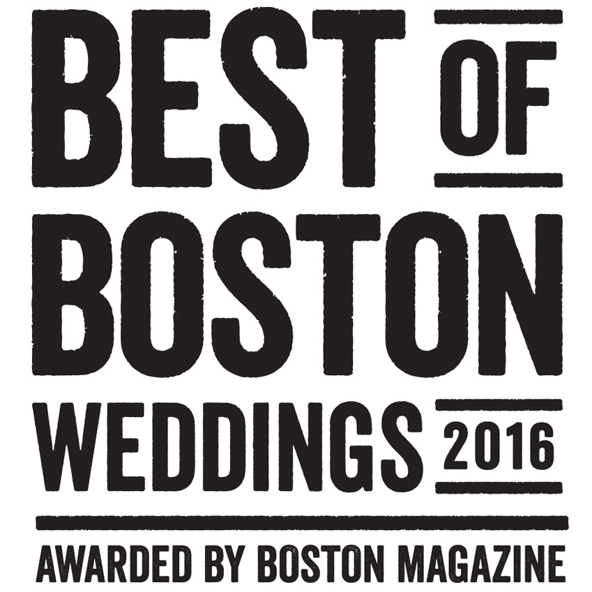 BEST OF BOSTON WEDDINGS 2016