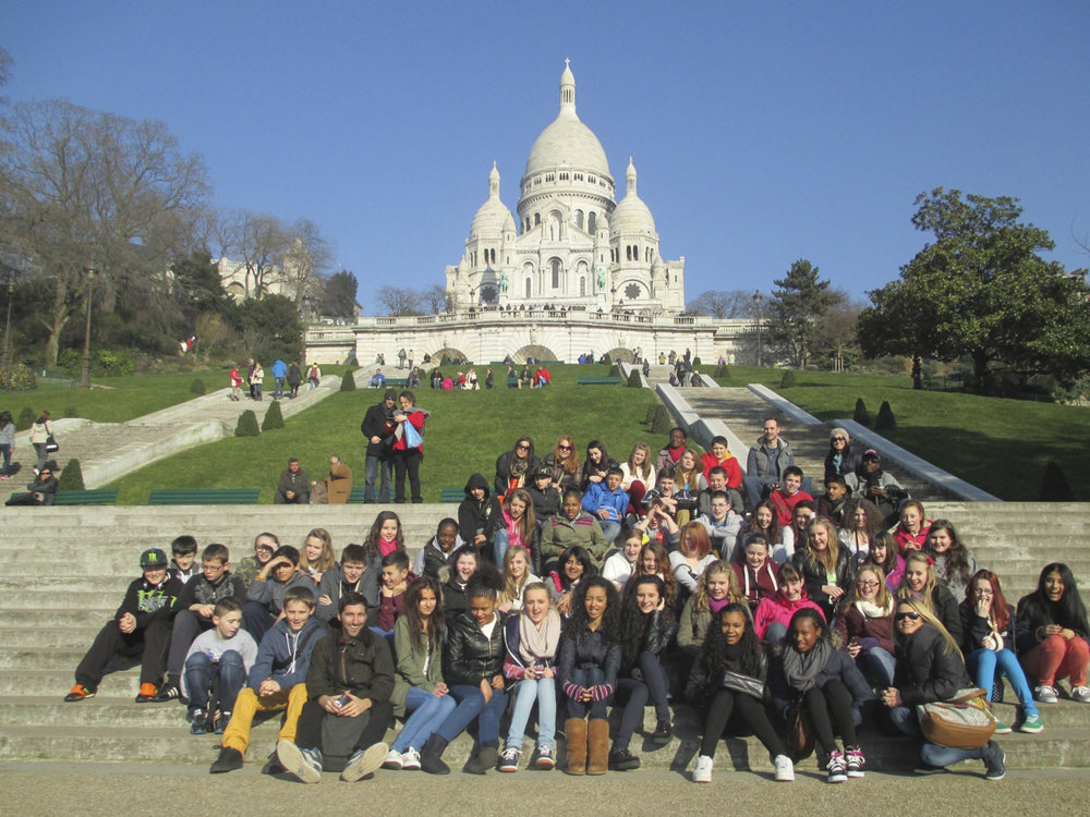 Lea Manor High school School trip.jpg