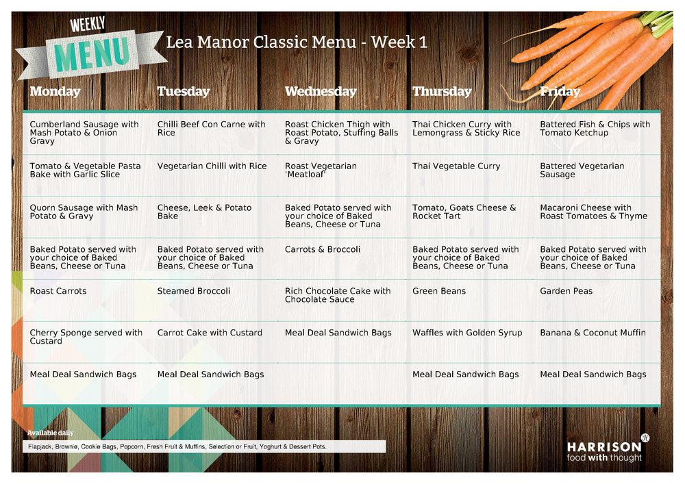 Lea Manor Classic Menu Week 1 - April - May 2018.jpg
