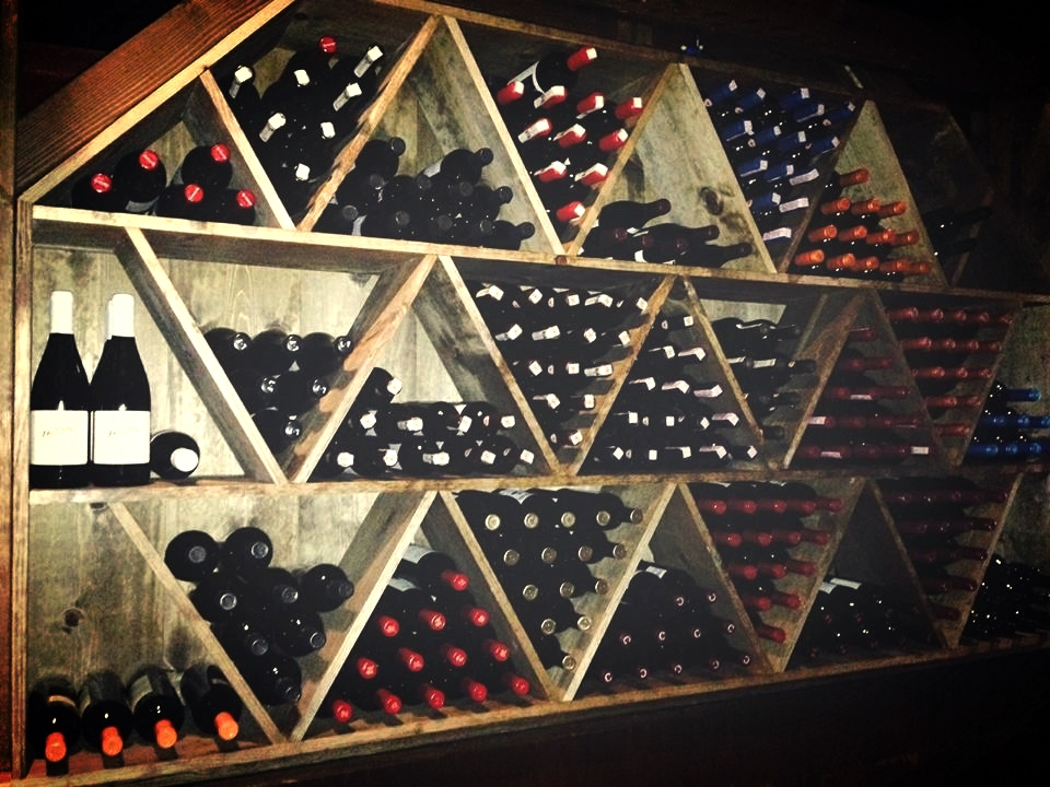 Robust Wine List
