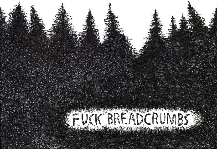 Fuck Breadcrumbs, Basecamp Hotels