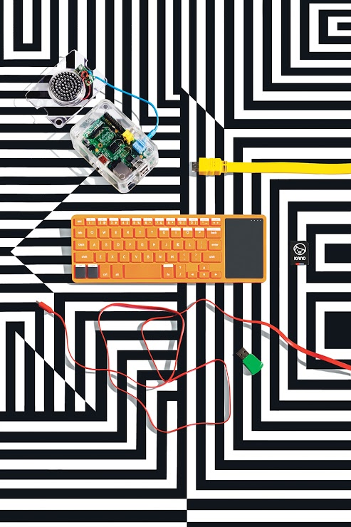 Wired Magazine - Holiday 2014 Gift Guide