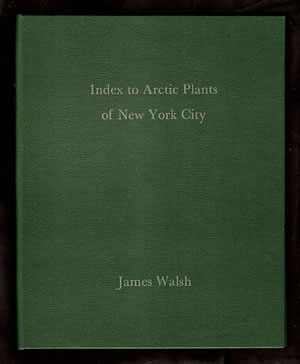 Index to Arctic Plants of New York City