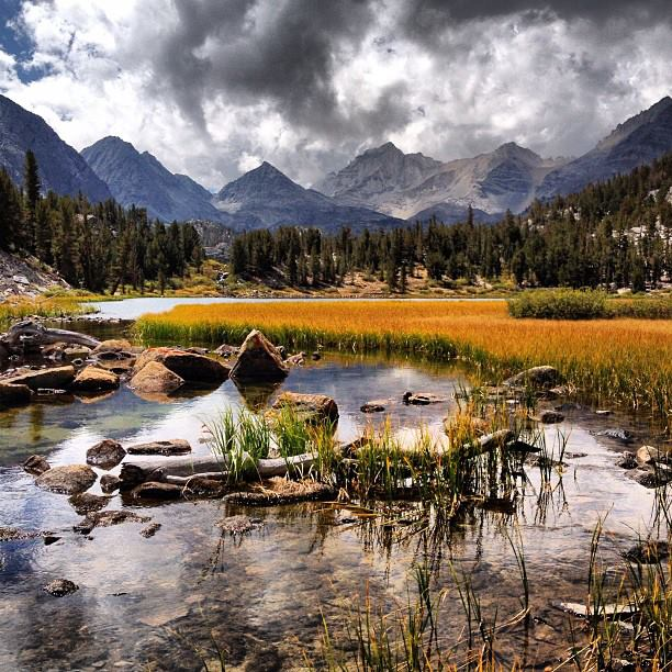 Eastern Sierras, California