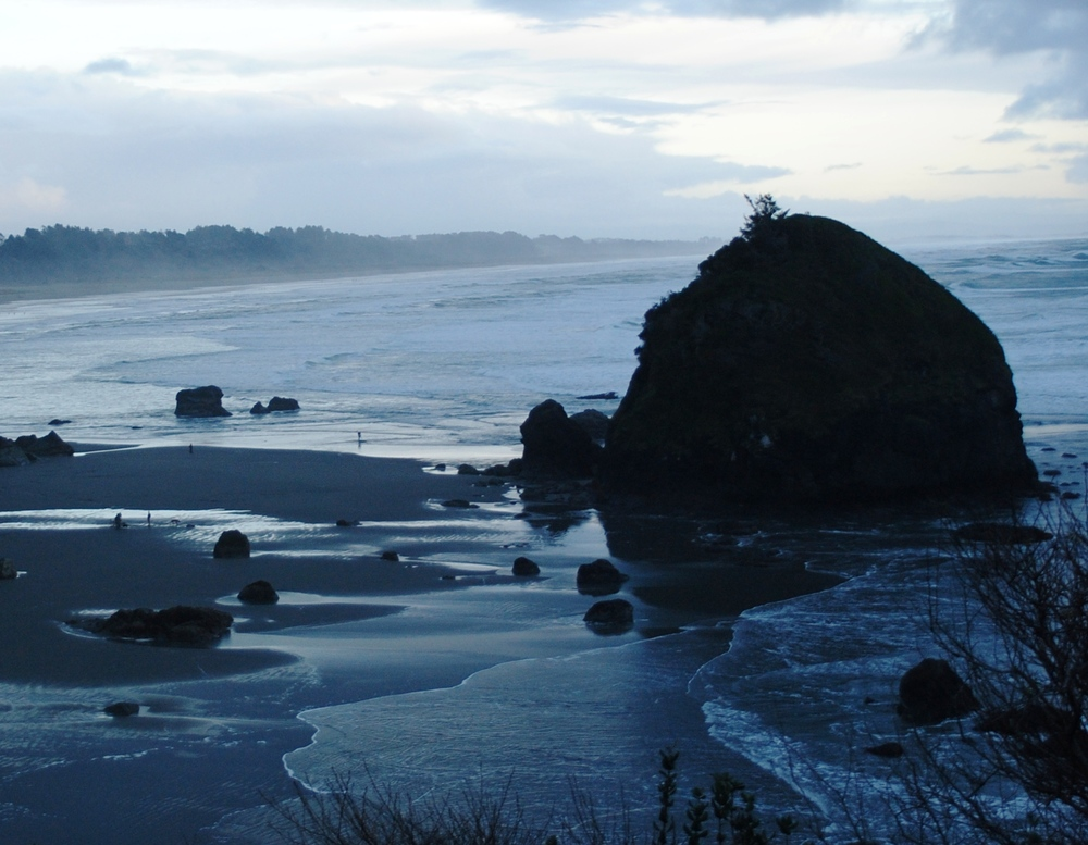 Trinidad Bay, California