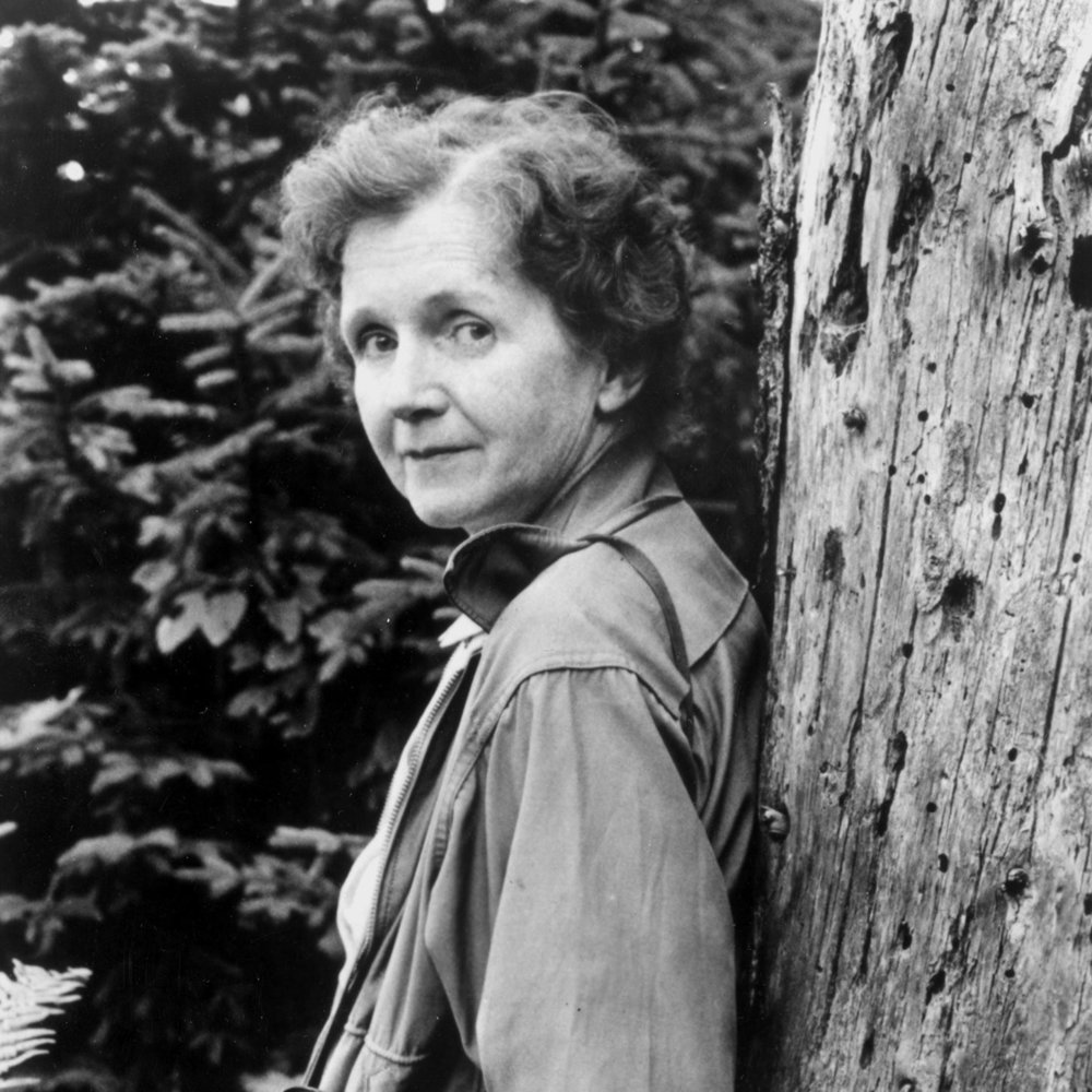 Rachel Carson, writer and conservationist