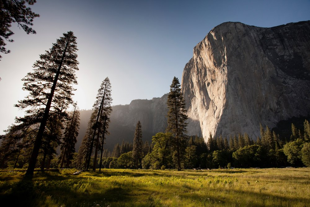 El Capitan, Yosemite National Park, U.S.