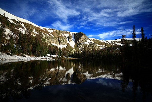 Rocky Mountain High by Peter Stabolepszy Creative Commons
