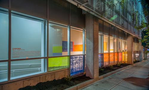Visual Arts Production — Space Haus