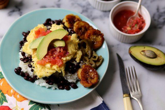 Costa Rican Breakfast by joy the Baker