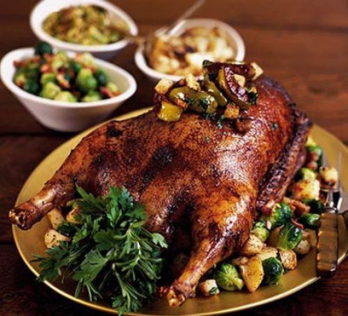Gordon Ramsey's Roast Goose