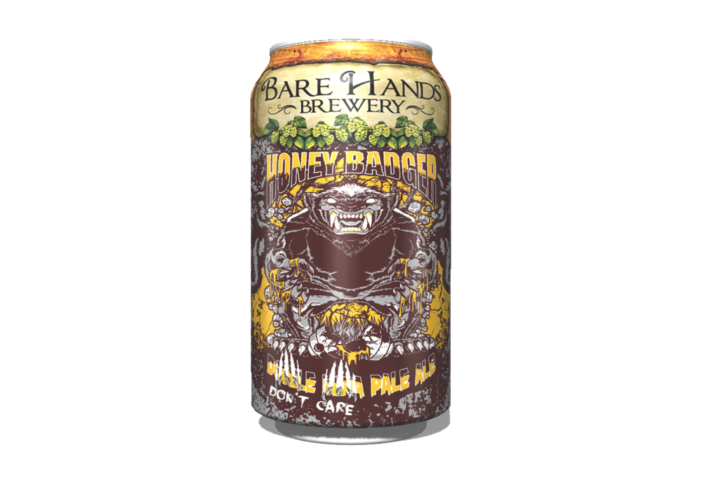 Honey Badger Double IPA
