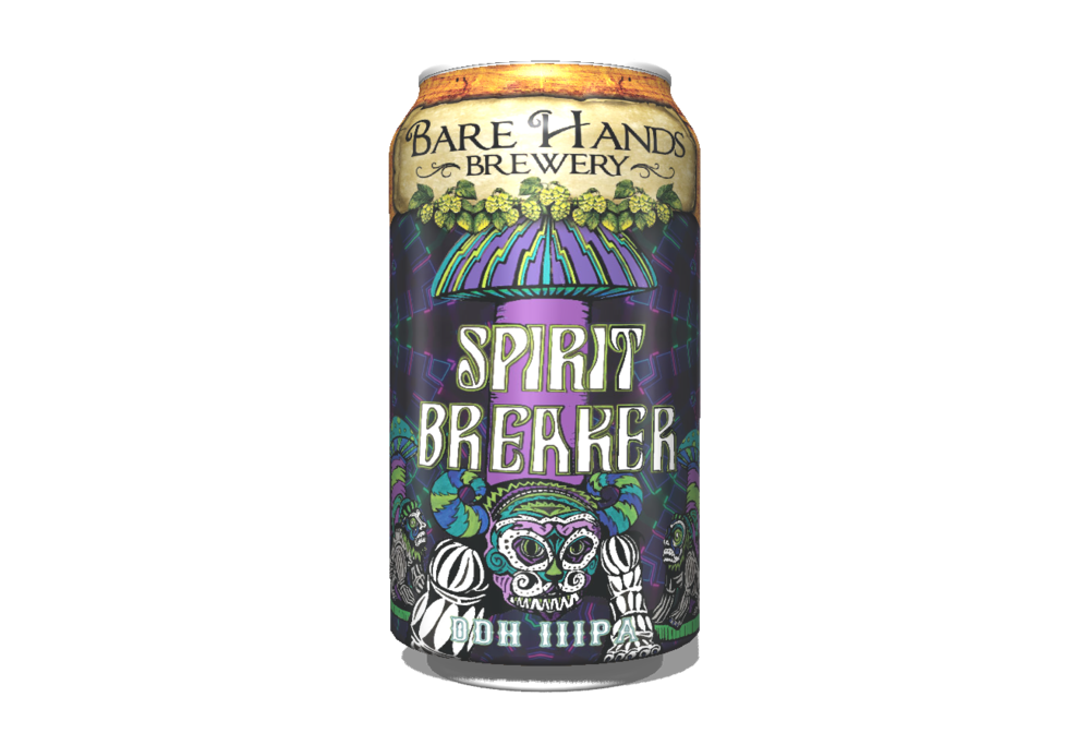 Spirit Breaker Triple IPA
