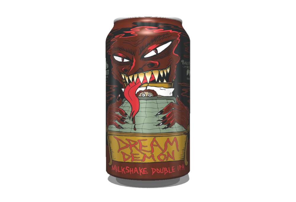 Dream Demon (Elm Street Brewing 2018)