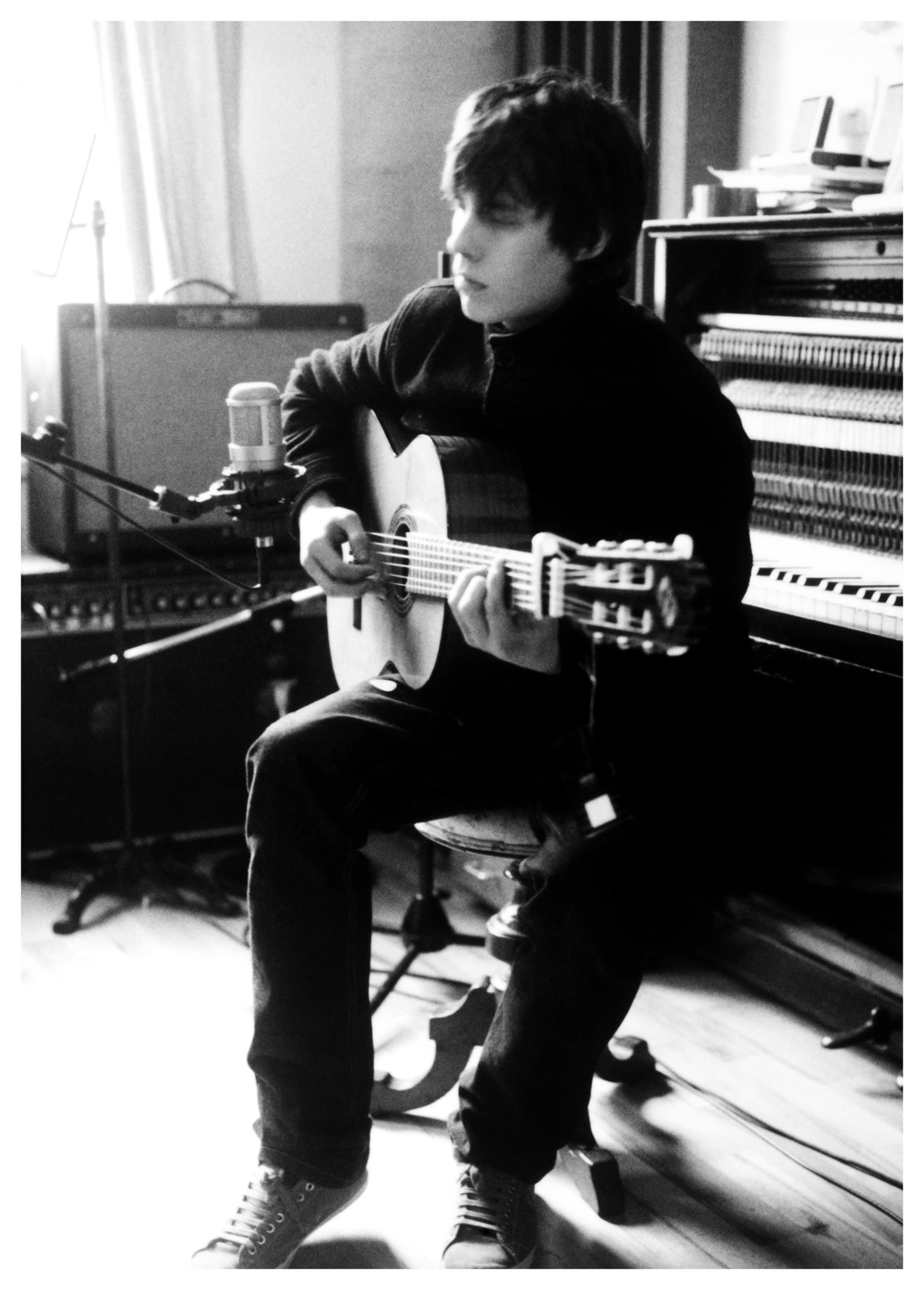 Jake Bugg for ID Online by Ellis Scott