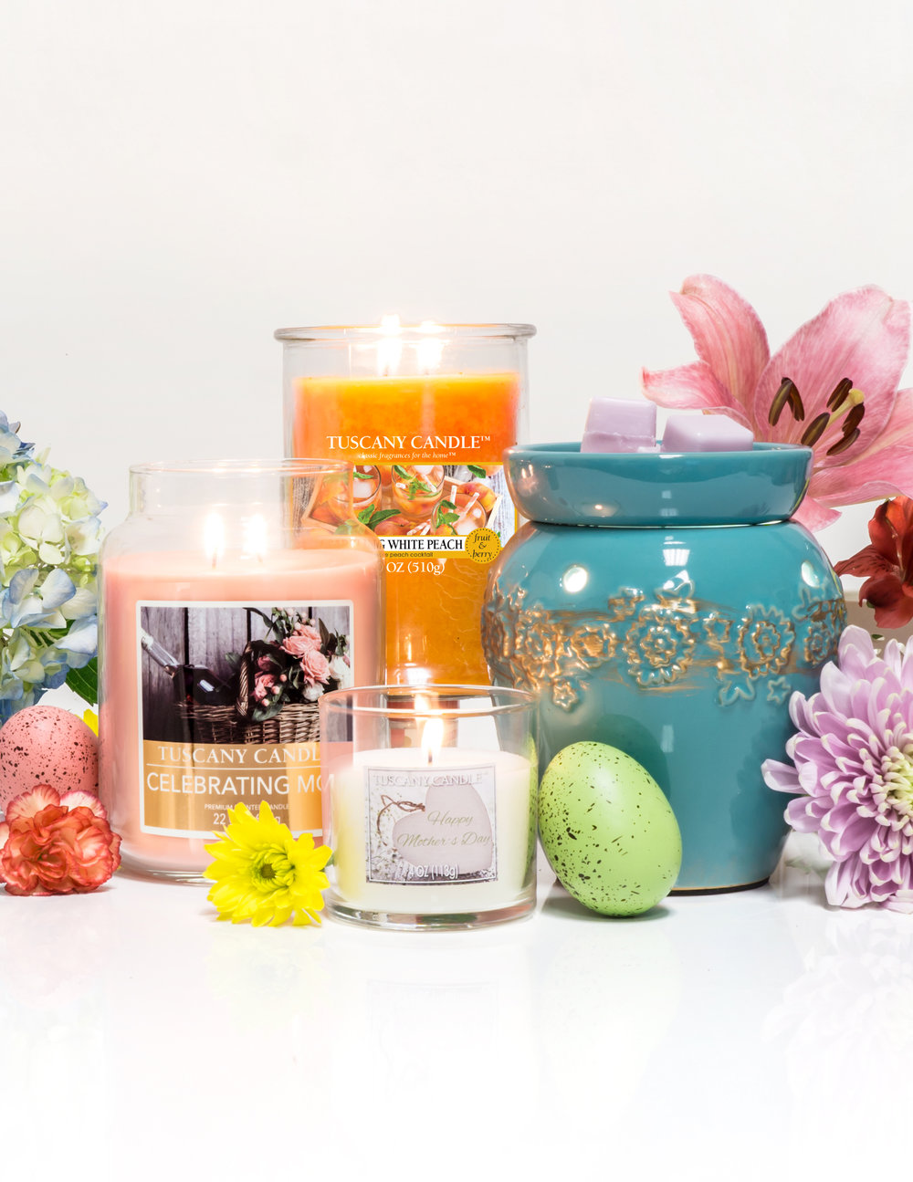 2018 Tuscany Candle Spring & Summer - Deadline for orders/commitments is Sept. 06, 2017.First available ship date is Jan. 20, 2018.