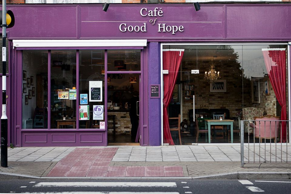 Cafe Of Good Hope Lewisham Card