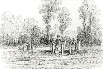 Ladywell Spring 1840