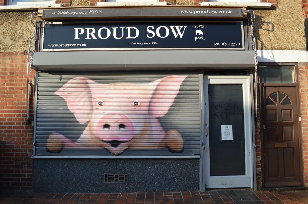 The Proud Sow