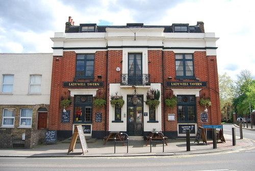 Ladywell Tavern Lewisham Card