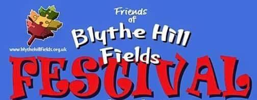 Blythe Hill Festival Lewisham Card