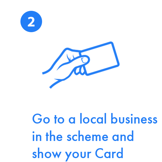 Lewisham card Local Business