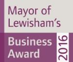 Lewisham Card Mayor of Lewisham Business Award 2016 Winner