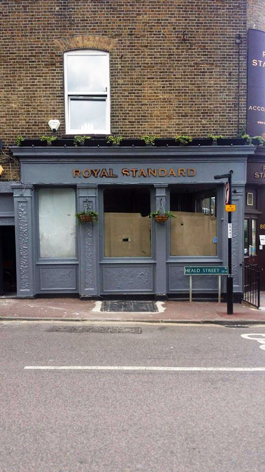 Deptford Pub The Royal Standard Set to Relaunch