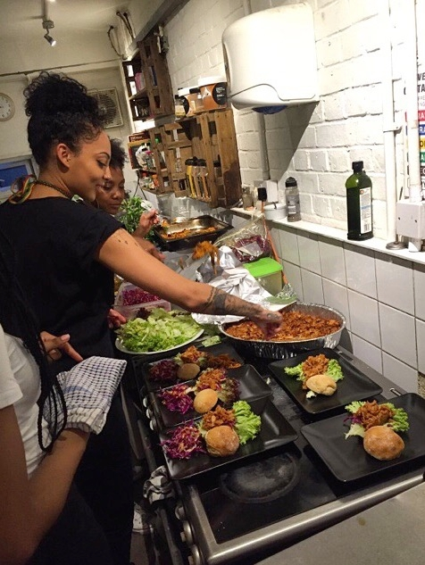 New Vegan Caribbean Pop-Up in Lewisham