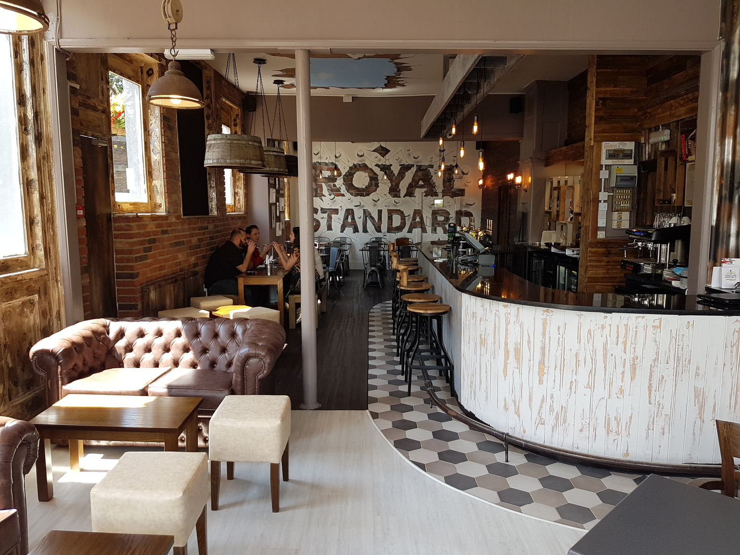 New Deptford hangout the Royal Standard hits the spot
