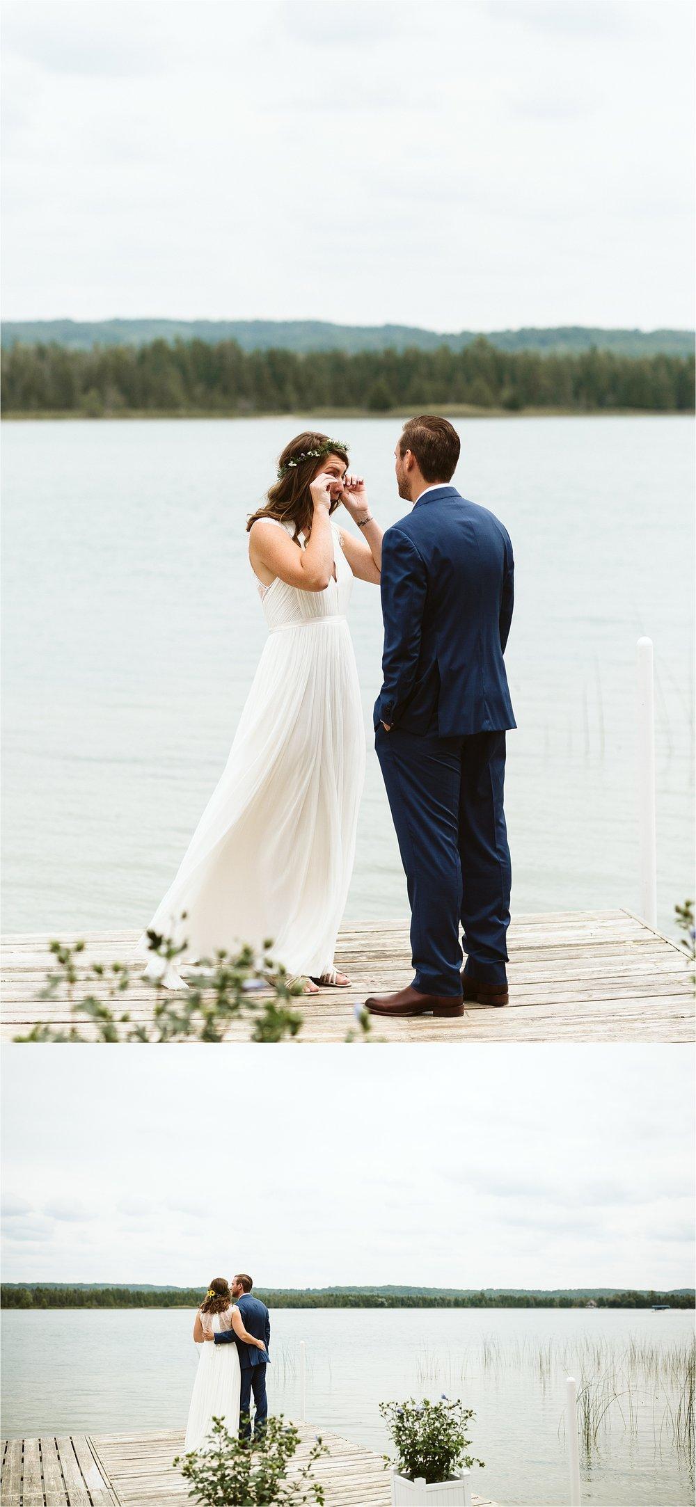 Backyard Wedding Bellaire Michigan_0023.jpg