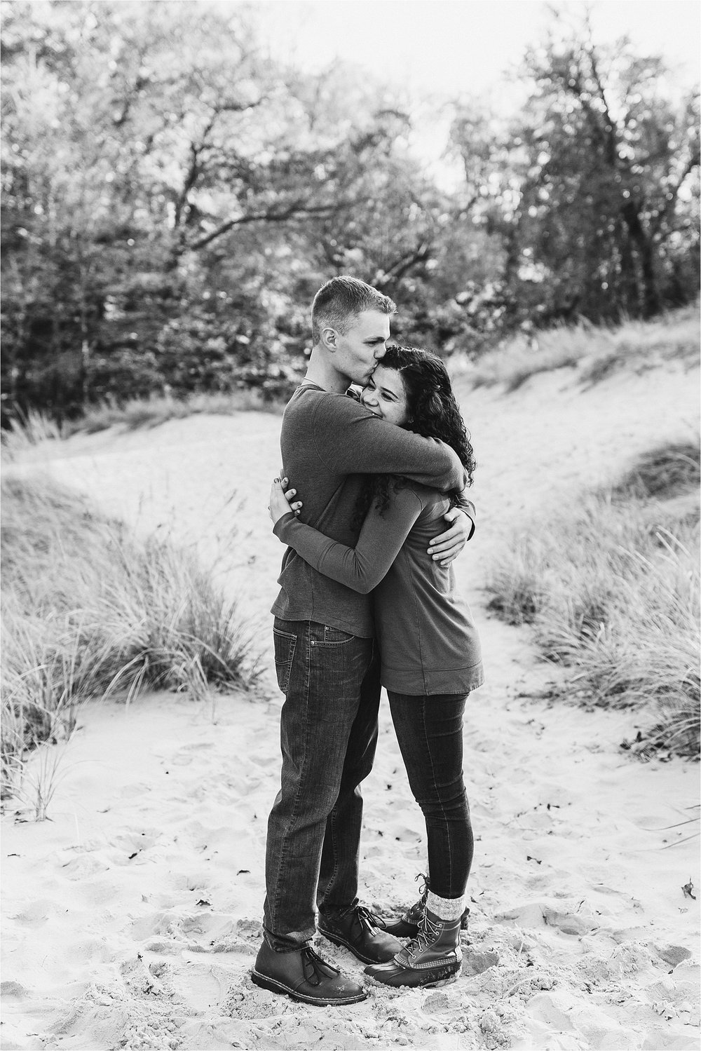 Indiana Dunes Beach Engagement Session_0008.jpg